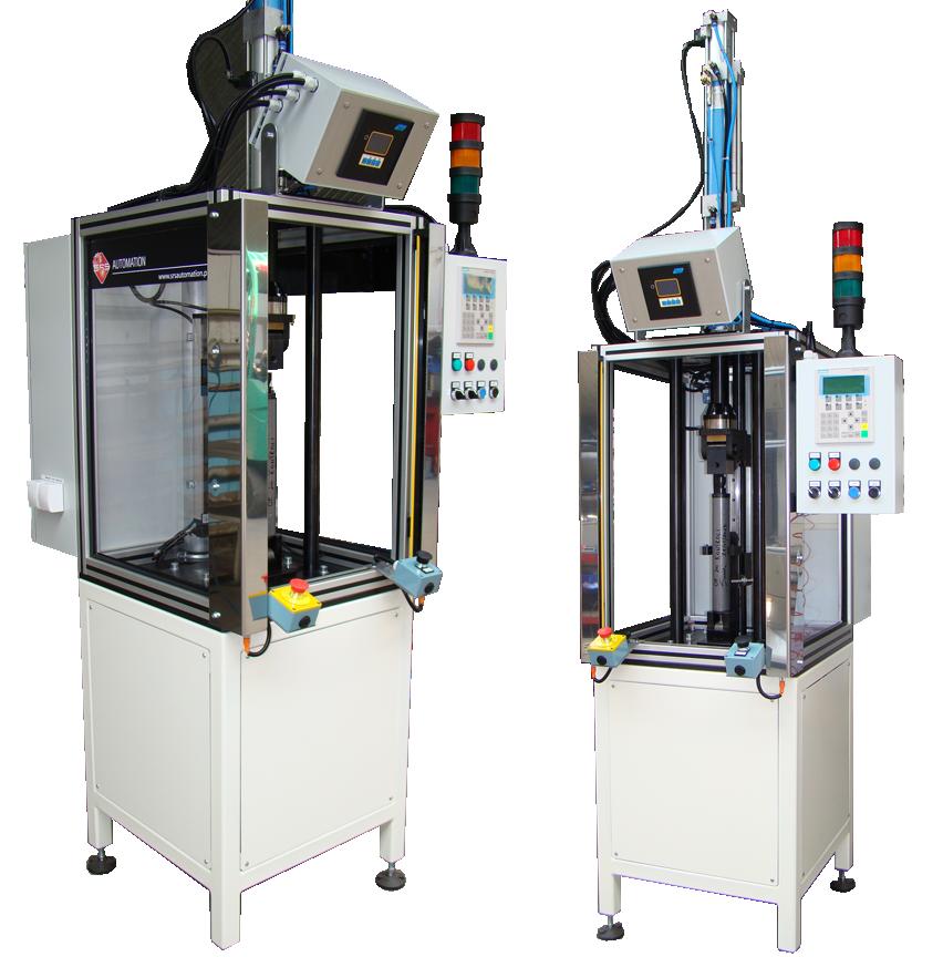 Maszyna automatyczna do kapslowania amortyzatora