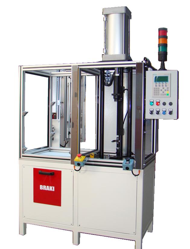 Maszyna automatyczna do montazu korka amortyzatora