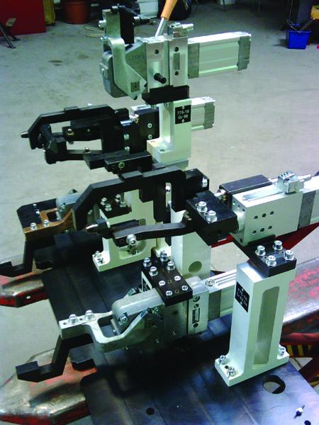 Przyrządy do zgrzewania elementów karoserii samochodowej_2